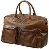 Grand sac brun