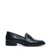 Zwarte loafers met studs