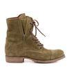 Armeegrüne Combat Boots