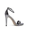 Steve Madden pumps metallic