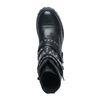 Biker boots met gespen en studs