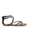 Steve Madden ONL Saphire zwarte sandalen