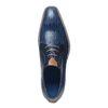 Giorgio Azzurro 47912 blauwe veterschoenen