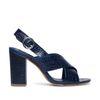 Sandaletten dunkelblau