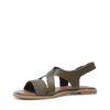 Sandales - vert foncé