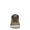 Hoge sneakers khaki