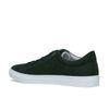 Sneakers donkergroen