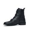 Buckle Boots schwarz