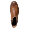 Yellow Cab Fact Y16085 cognac lage boots