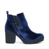 Steve Madden Lightning donkerblauwe chelsea boots