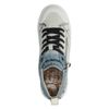 Yellow Cab Strife Y22093 blauwe lage sneakers