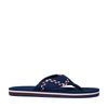 GANT Breeze donkerblauwe slippers