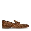 Panterprint loafers