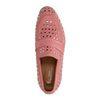 Roze loafers met studs