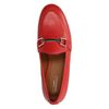Rode loafers