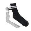 Set van 3 heren sokken met strepen