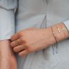 LUZ - Feather armband
