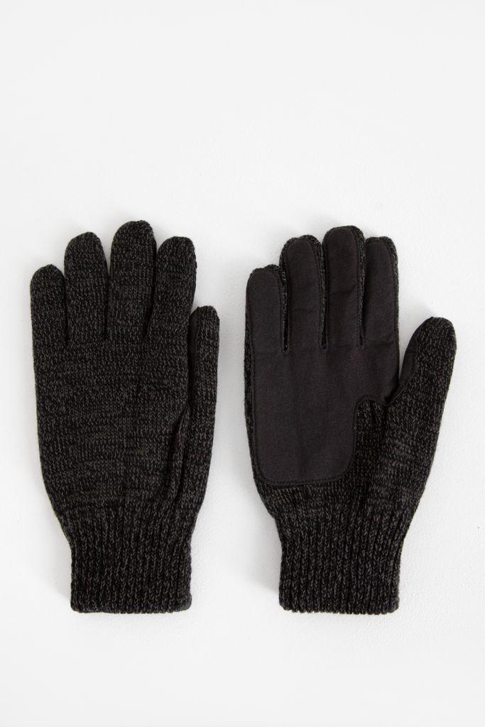 Bickley And Mitchell Bickley + Mitchell handschoen Twist zwart