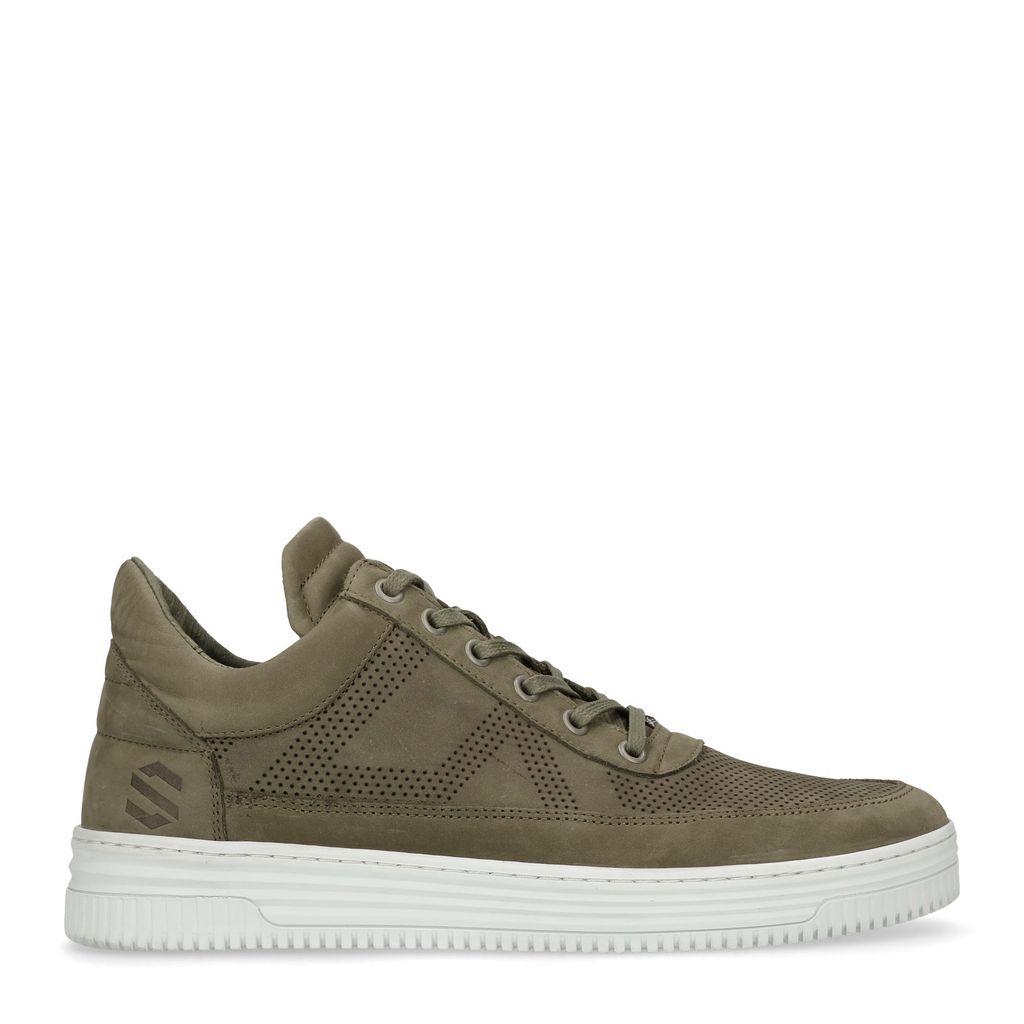 Groene hoge sneakers (Maat 40)
