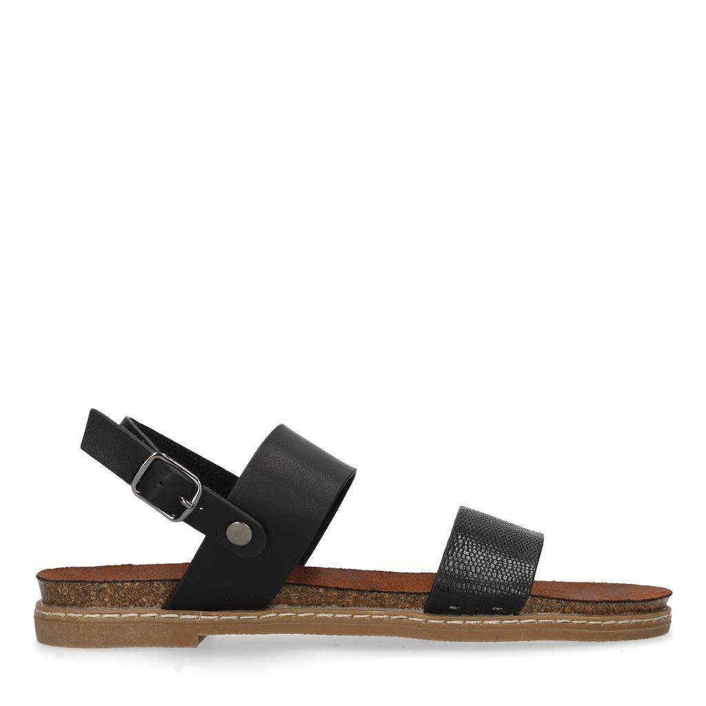Zwarte sandalen (Maat 36)