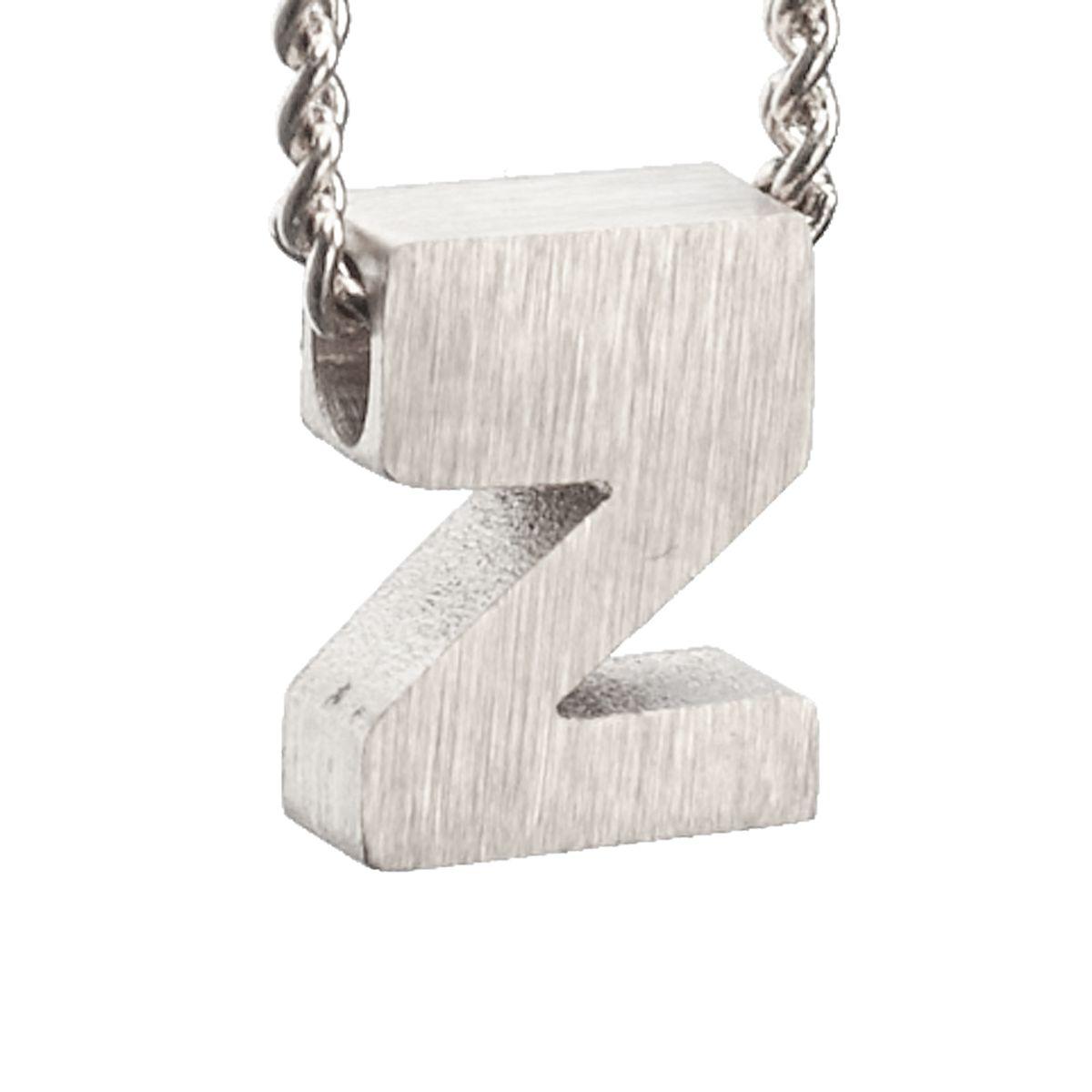 Breloque lettre Z - argenté (Maat Onesize) - LUZ - Modalova
