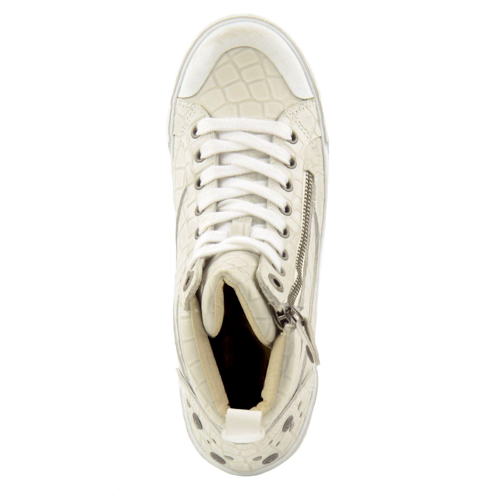 Hohe Sneaker Yellow Cab