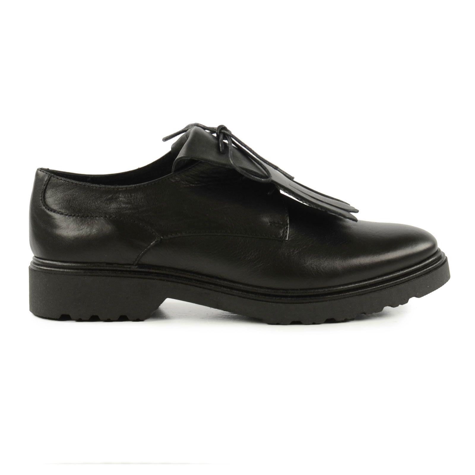 chaussures lacets franges femmes. Black Bedroom Furniture Sets. Home Design Ideas
