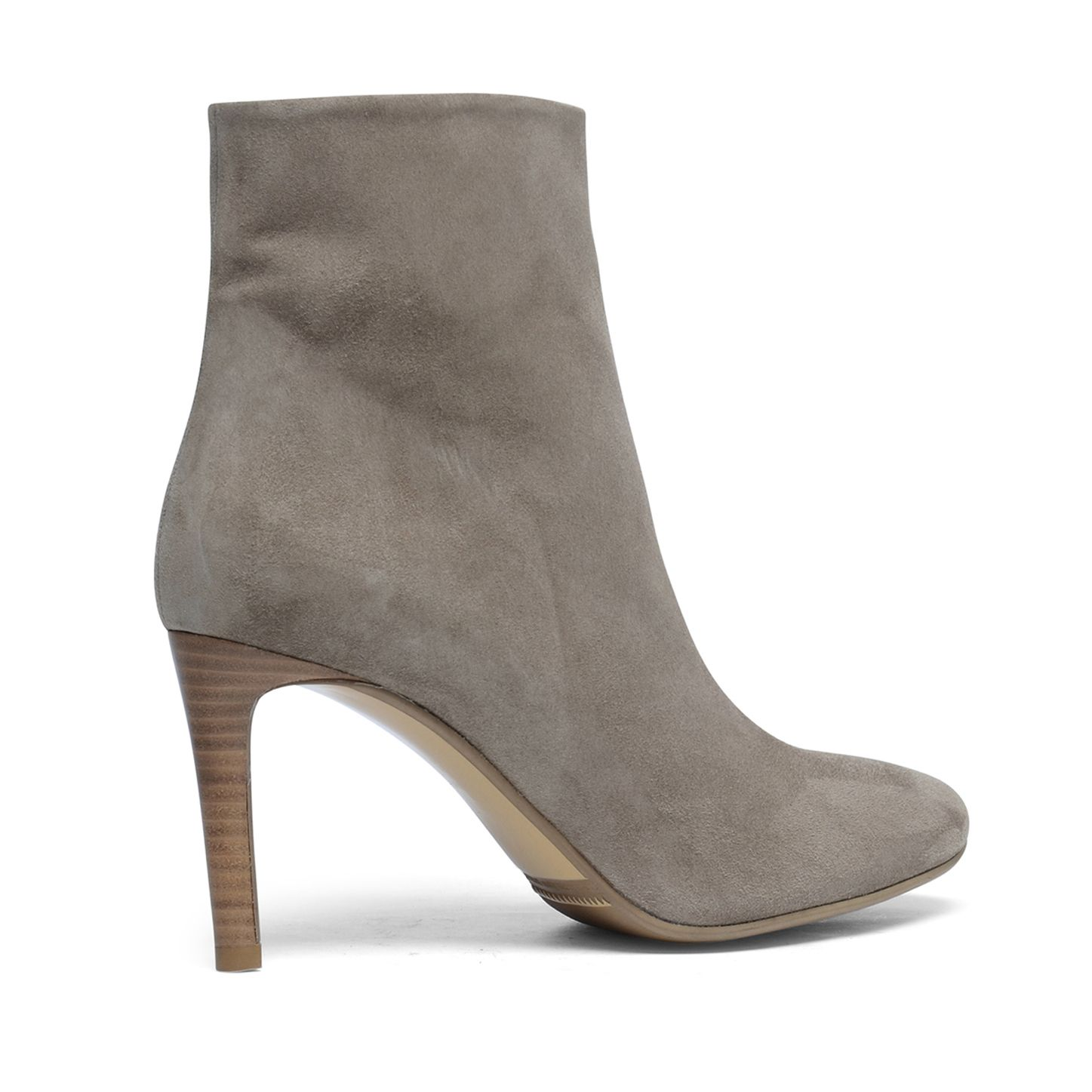 Bottines de couleur taupe femmes for Photo couleur taupe