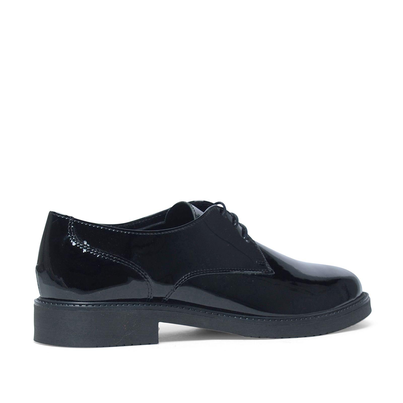 Zwarte veterschoenen lak damesschoenen - Meubilair zwarte keuken lak ...