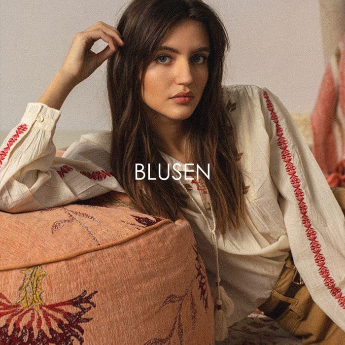 Shop blusen >