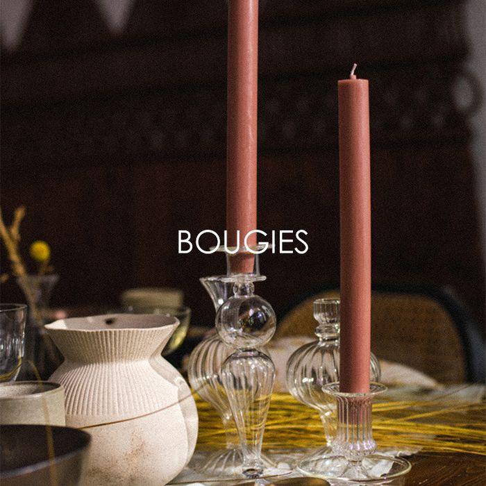 Shop bougies >