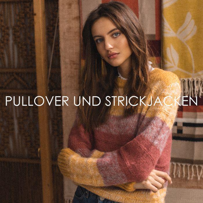 Shop pullover und strickjacken >
