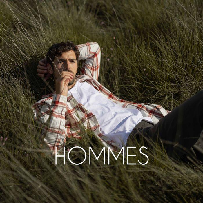 Hommes >