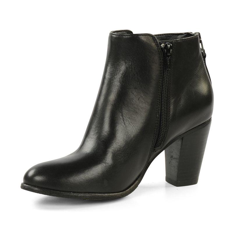 Pistol boots schwarz