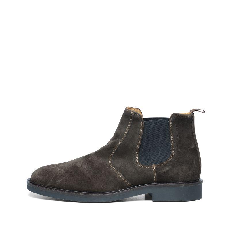 GANT Spencer donkerbruine chelsea boots