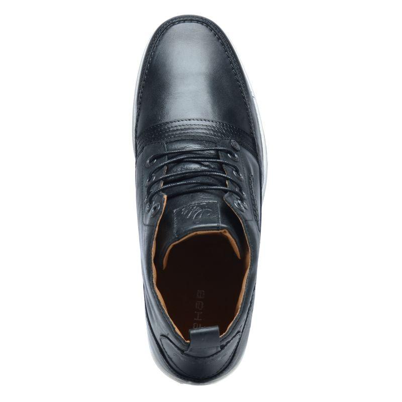 REHAB zwarte Josh classic hoge sneakers
