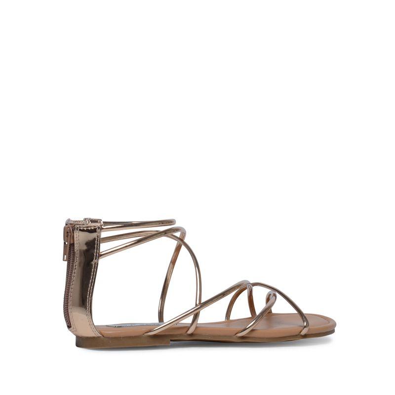 Steve Madden ONL Saphire rosé goud sandalen