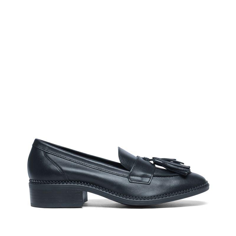 Loafers met kwastjes