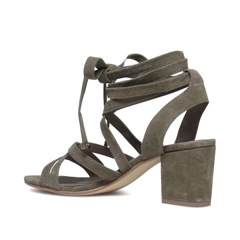 Sandaletten grün
