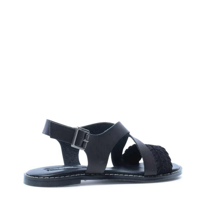 Sandales noires
