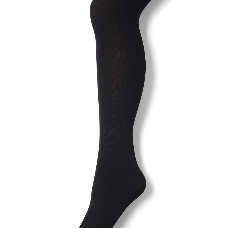 Panty zwart 60 denier