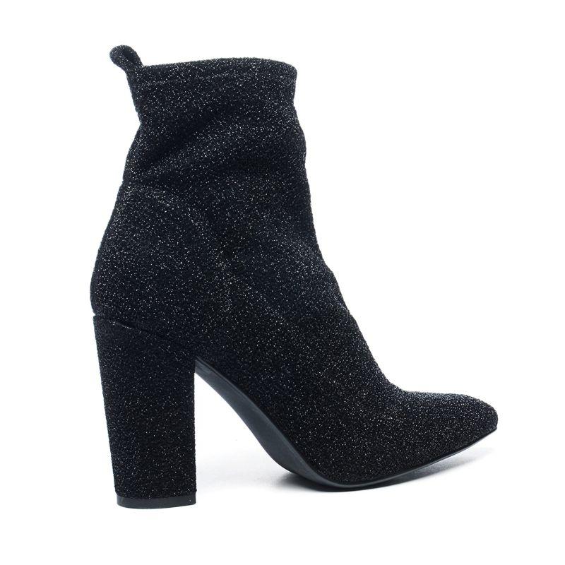 Sacha x Fashionchick zwarte laarsjes
