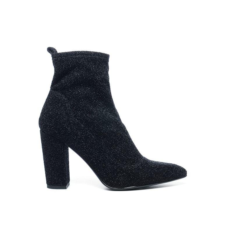 Sacha x Fashionchick bottines - noir