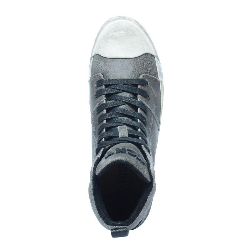 Yellow Cab Grind Y15-416 grijze sneakers