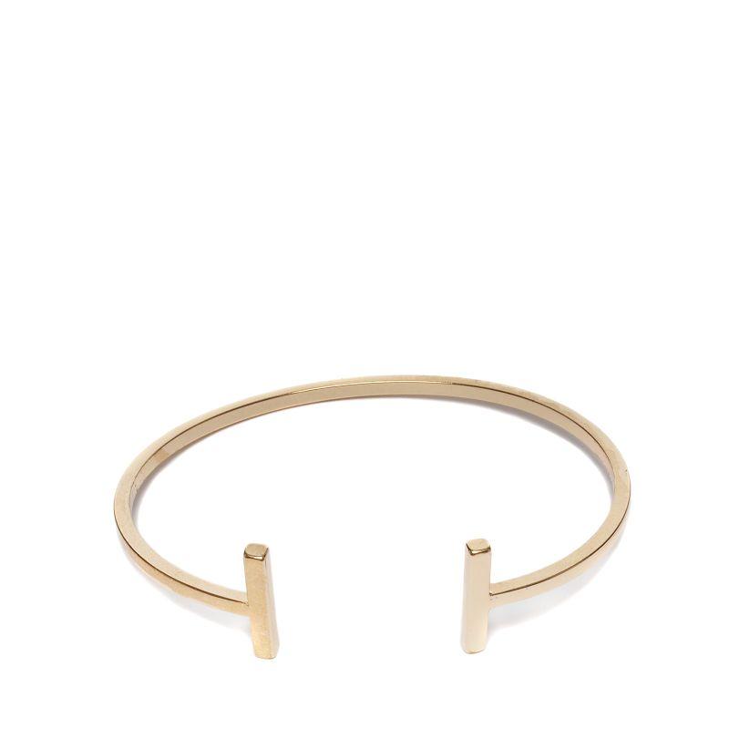 Gouden armband met details