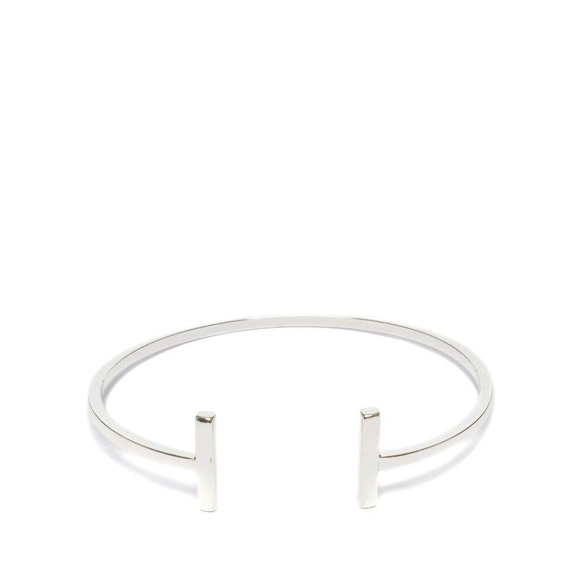 Zilveren armband met details