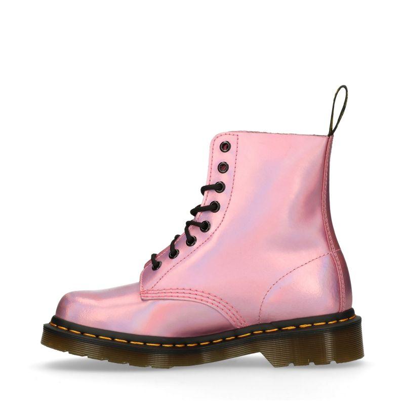 Dr. Martens Pascal roze metallic