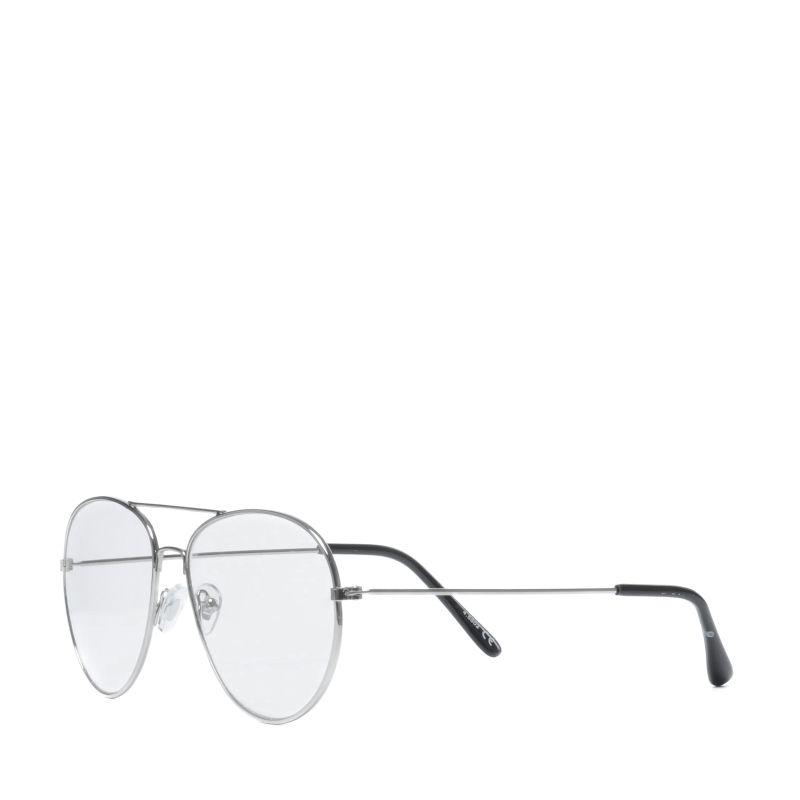 Pilotenbril zilver