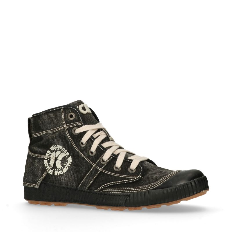 Yellow Cab Ground Y15447 zwarte sneakers