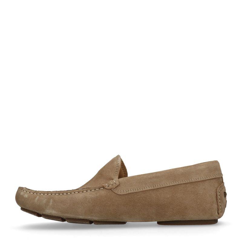 GANT Austin beige loafers